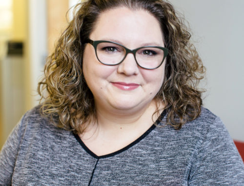 Julie Gaudet-Sooley will be moving into the position of Leasing Administrator