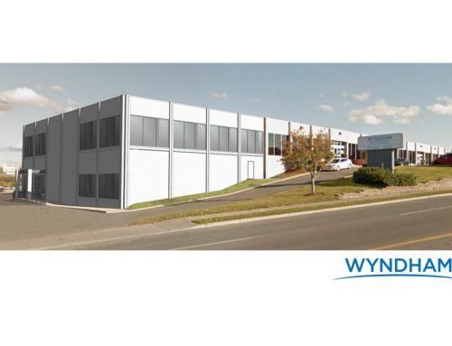 Commercial Properties Announces Major Expansion to Wyndham Hotels & Resorts' Saint John Centre