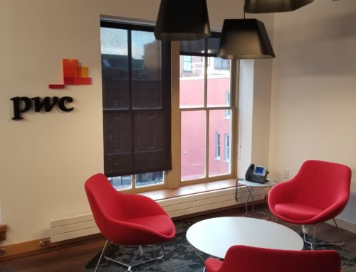 A Warm Welcome to CenterBeam's Newest Tenant, PwC!
