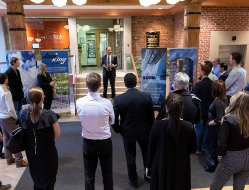 Building Owners and Managers Association After Hours Networking Event